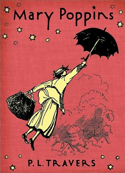 libro mary poppins in cherry nose in a book book review mary poppins by p l travers when