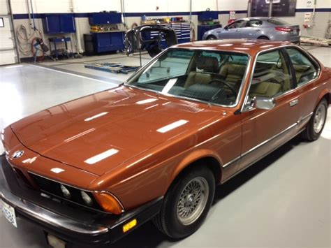 1979 bmw 628 csi e24 related infomation specifications