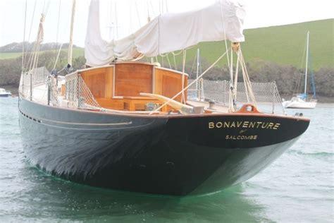 yacht bonaventure bonaventure of salcombe classic yacht sales