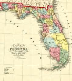 map of seminole florida florida memory resources seminole origins and