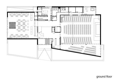Floor Plan House galeria de igreja mor 225 via 70f architecture 23