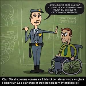 wheelchair ch handiplus ch jokes amusement