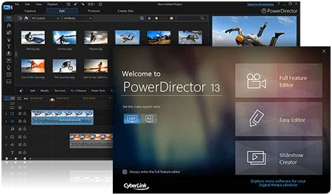 cyberlink powerdirector slideshow templates top 10 best editing software for pc windows mac 2017