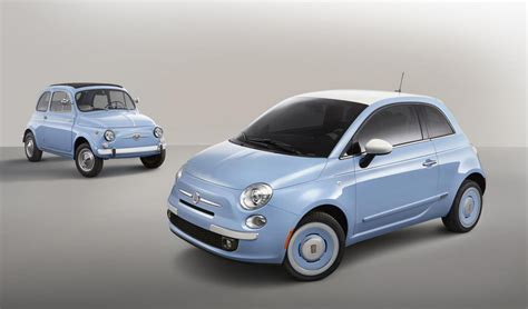 Fiat 500 Edition by Fiat 500 1957 Edition Pricing Announced