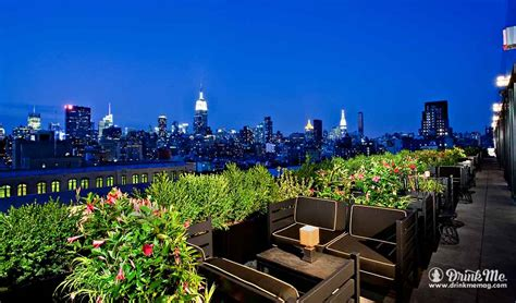 downtown lounge the best rooftop bars in new york city drink me