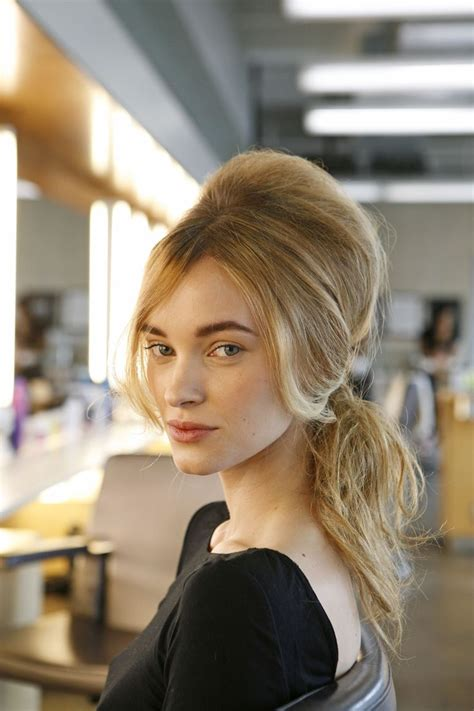 Runway Hair Trends With Jimmy Paul by 1000 Images About Hair On Runway Thom Browne