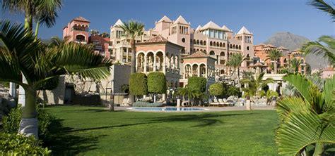 mirador hotel iberostar grand hotel el mirador hotel lujo tenerife