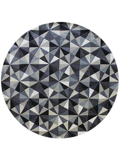 Grey Black Rug by Rug Make Your House A Home Bendigo Central