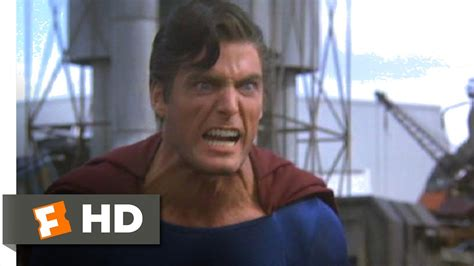 superman eminem film clip superman iii 6 10 movie clip superman vs clark kent