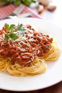 pasta recepies spaghetti sauce with ground beef recipes dishmaps