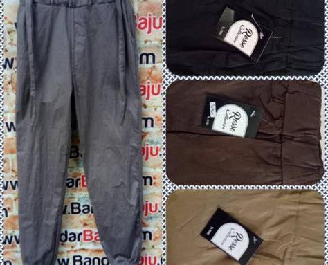 Celana Joger Polos grosiran celana joger murah harga rp 23 ribu bandarbaju