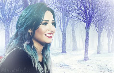 let it go demi lovato let it go demi lovato let it go 2013 christmas wallpaper by