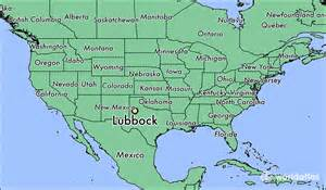 where is lubbock tx where is lubbock tx located in