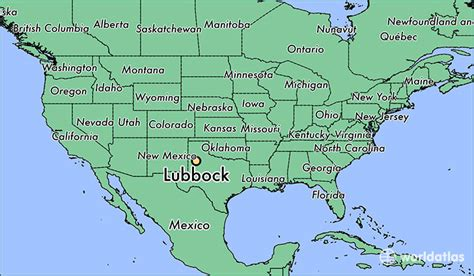 where is lubbock texas on the map where is lubbock tx lubbock texas map worldatlas