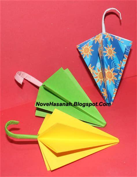 tutorial buat origami kupu kupu cara membuat origami payung yang mudah