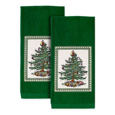 Green Kitchen Towel Set by Buy Kitchen Towels From Bed Bath Beyond