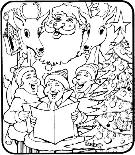 hard coloring pages for christmas christmas hard coloring pages