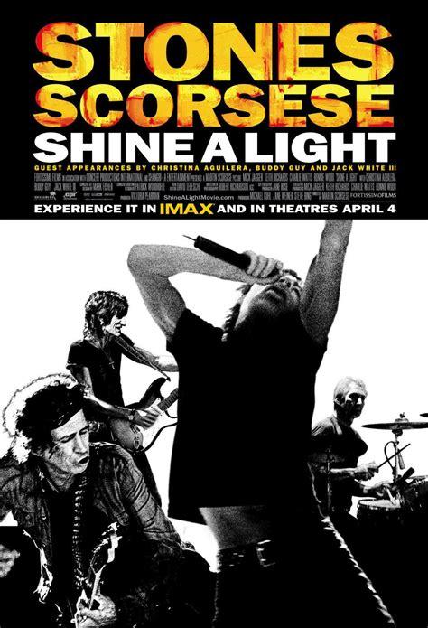 Rolling Stones Shine A Light review shine a light