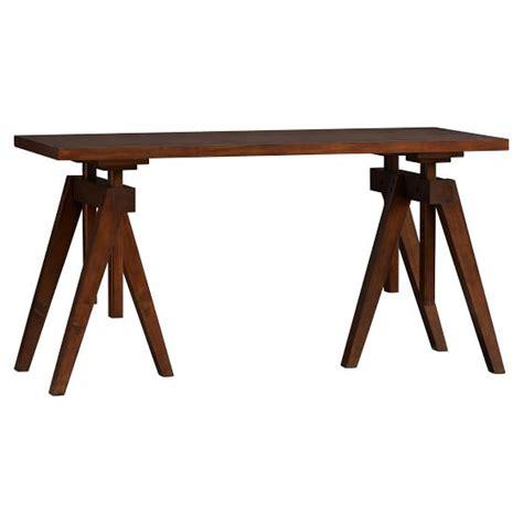 Stand Or Sit Study Desk Pbteen Standing Desk Studies
