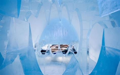amazing hotels life   lobby  icehotel  sweden travel
