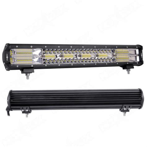 Led Light Bar 20 Nox 20 Quot Row Led Light Bar Combination Beam