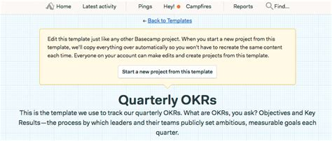 Marketing Okr Framework A Step By Step Guide With Exles Objectives And Key Results Template