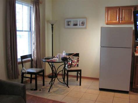 kitchen 803 picture of dewitt hotel suites chicago