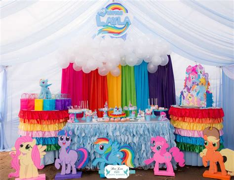 rainbow dash pony birthday quot layla s rainbow