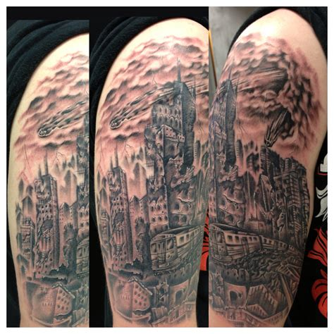 city tattoos gary parisi certified artist