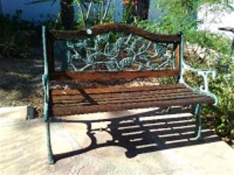 berkeley forge bench tucson estates in home online auction starts on 9 23 2017