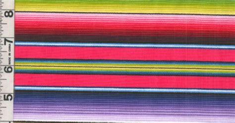 mexican blanket upholstery fabric elizabeth s studio fiesta serape stripe blue