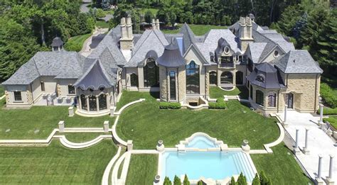 houses for sale in saddle river nj la maison de r 234 ves a french inspired stone mansion in saddle river nj homes of