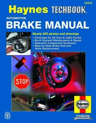fundamentals of automotive maintenance and light repair workbook answers automotive brake haynes techbook manual