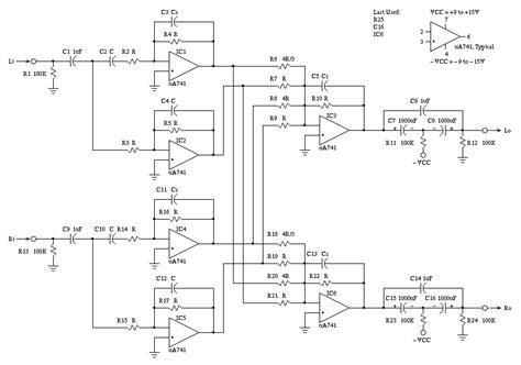 Power Lifier Acoustic diy audio lifier schematics get free image about