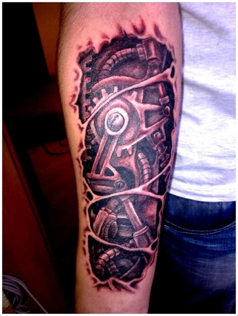 biomechanical tattoo pictures arm biomechanical tattoo ideas on arm biomechanical tattoos