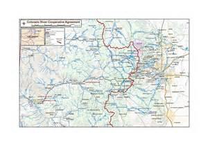 colorado rivers and streams map coloradorivercooperativeagreementmap jpg