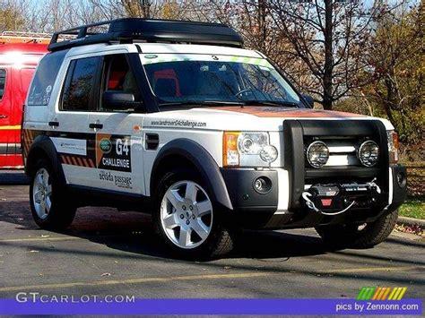 land rover lr3 white 2008 alaska white land rover lr3 v8 hse g4 challenge