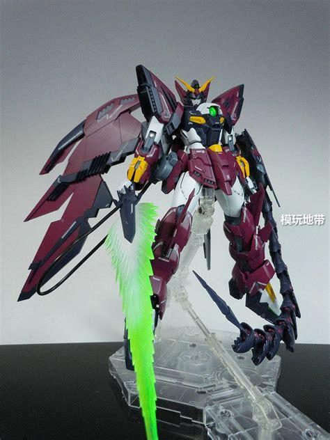Mg 1 100 Gundam Epyon Bandai gundam bandai mg gundam epyon ew version