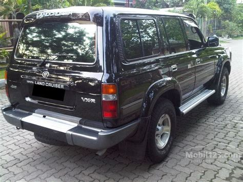download car manuals 1997 toyota land cruiser windshield wipe control jual mobil toyota land cruiser 1997 4 2 di jawa tengah automatic suv offroad 4wd hitam rp 120