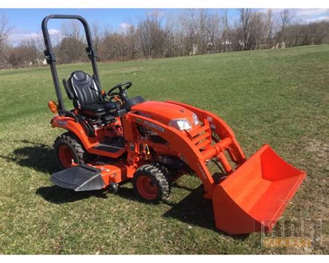 kubota lawn tractor with 2015 kubota bx2370 4x4 lawn tractor for sale pleasanton