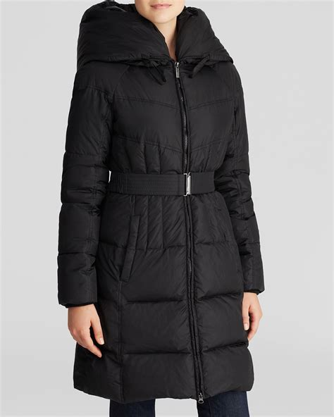 Pillow Collar Coat by Add Coat Pillow Collar Hooded Bloomingdale S