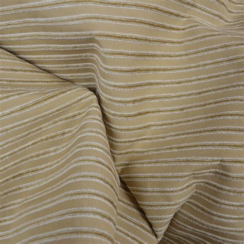 Stripe Chenille Upholstery Fabric by White Brown Chenille Horizontal Stripe Upholstery