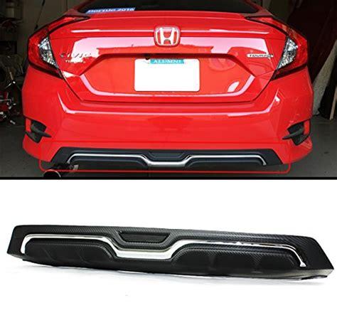 Corner Bumper Bodykit A N Civic 2016 4pcs rbp 005 rear bumper protector pricer pro the best price tracker