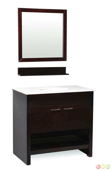 belmont decor auburn single sink bathroom vanity st15 36