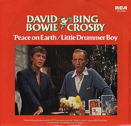 david bowie bing crosby xmas song ukulele chords peace on earth little drummer boy by