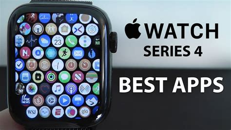 Apple Series 4 App by Best Apps For The Apple Series 4 Complete App List