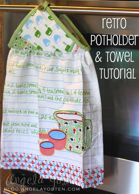 dish towel potholder tutorial youtube 22 best images about dish towels on pinterest dish