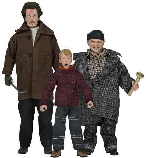 home alone 25th anniversary figures by neca sci