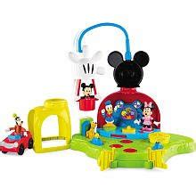 mickey mouse outdoor l post mickey mouse clubhouse playset mickey pluto talking