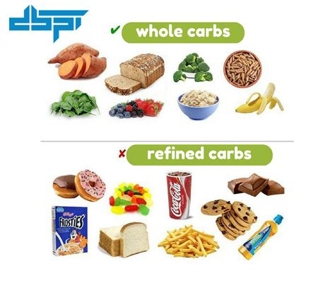 a z carbohydrates food exles of carbohydrates